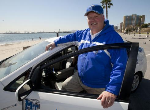 Cliff Ricketts Prius
