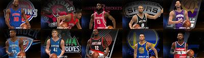 NBA 2K13 Logos Mod Patch