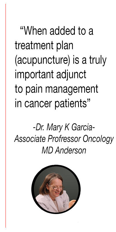 MD Anderson Acupuncture