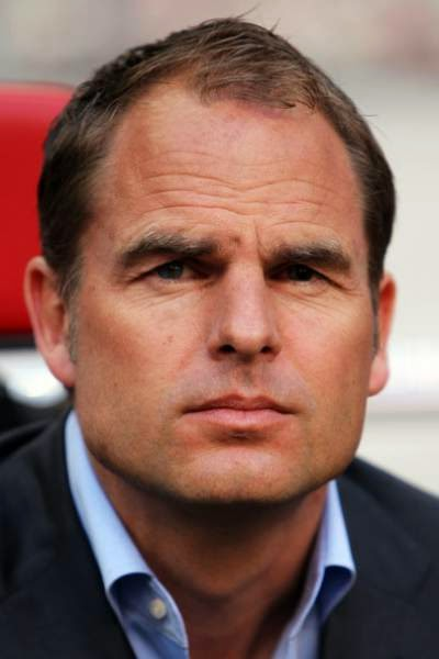 De Boer confirms interest in Spurs