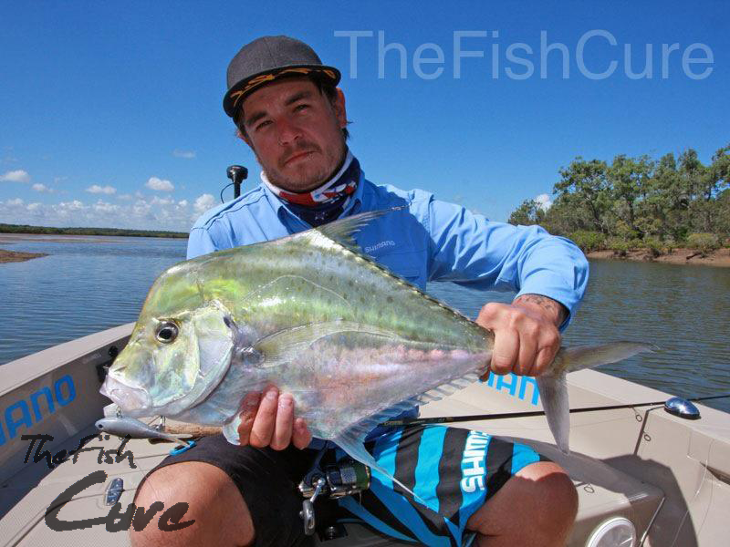 Diamond Trevally