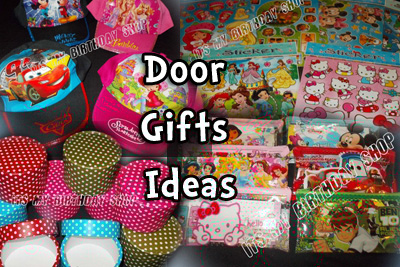 Door gifts it 39 s my birthday shop for Idea door gift tunang