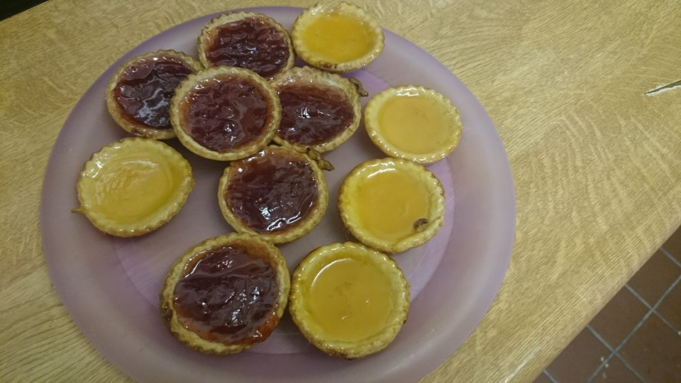jade 39 s journey jam tarts made with ready made pastry