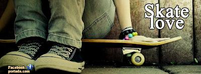 FacePortada: Stake love. Chica skate