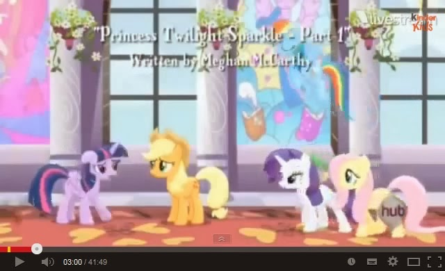 My Little Pony: Friendship is Magic - Princess Twilight Sparkle: Part 1
