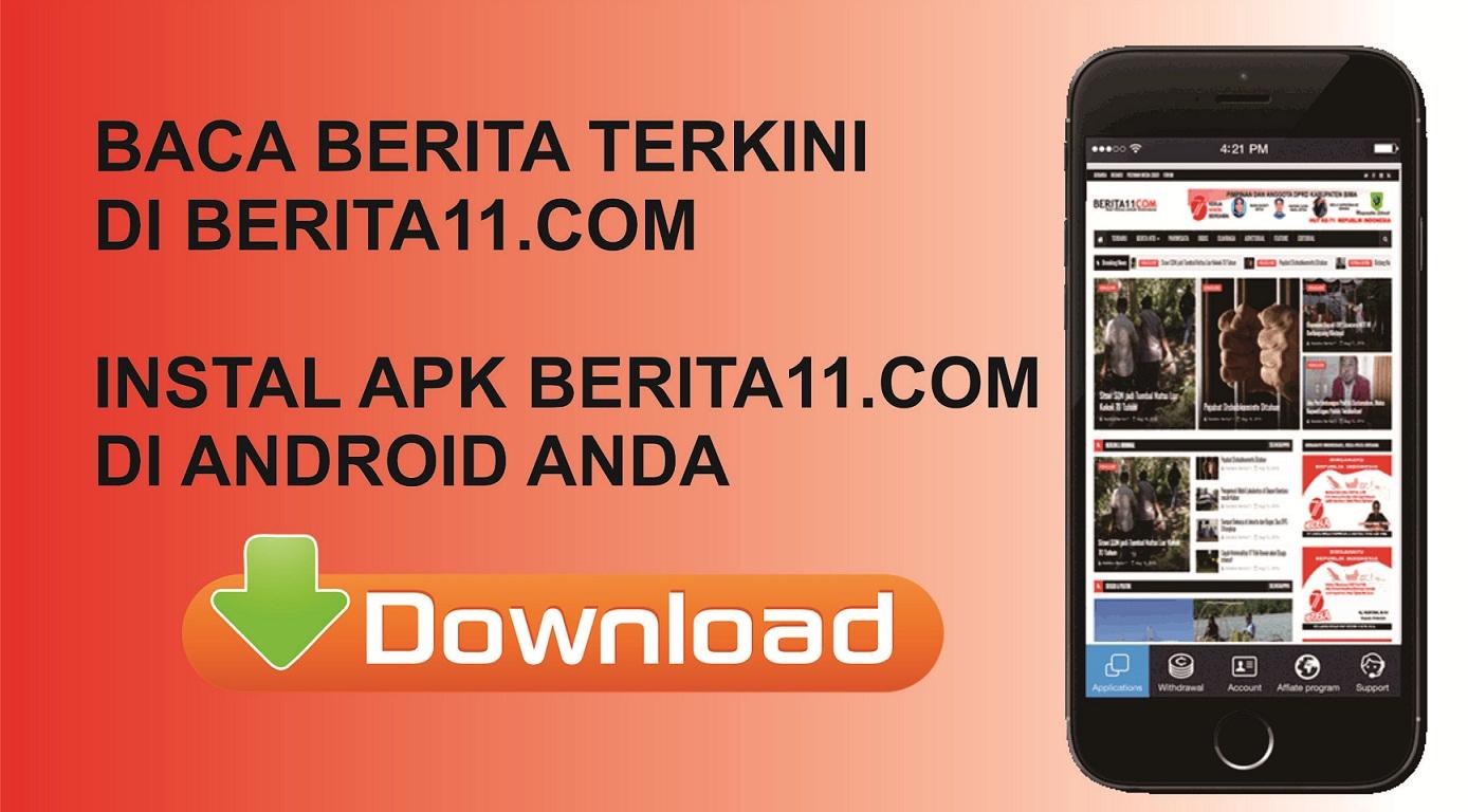Aplikasi Berita11.com