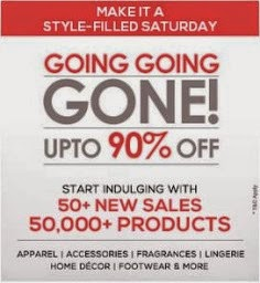 FashionAndYou : Go Going Gone Get Upto 90% off + Extra 15% off Site Wide