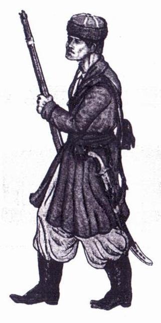 Cosacco cosacchi signori russi Ruse Costume Cappello Cappello Cosacchi Costume Cosacchi Costume