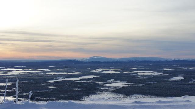 Finland: Levi in Lapland