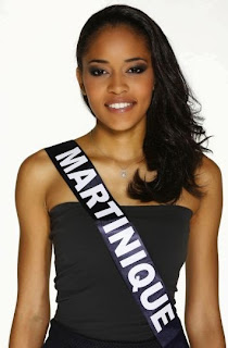 Miss martinique 2014