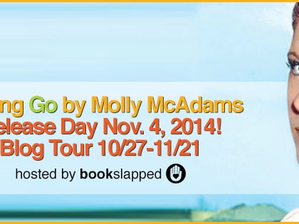 Review + Giveaway: Letting Go by Molly McAdams (Blog Tour)