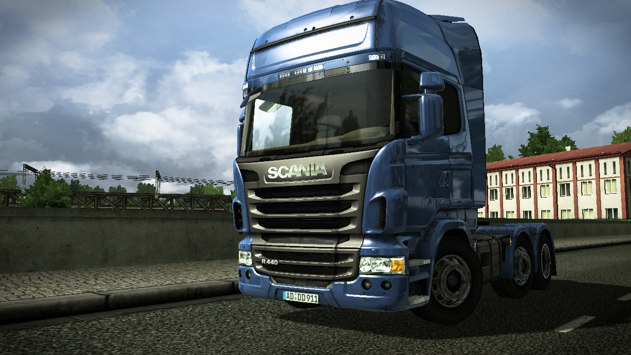 18 Wheels Of Steel: Hard Truck [pc] [español]