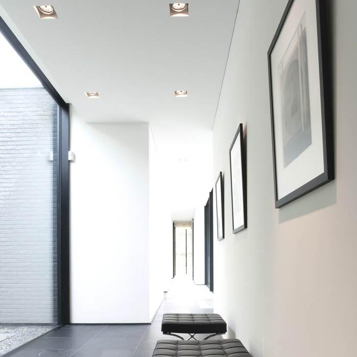 Casas minimalistas y modernas como tratar pasillos modernos - Pasillos modernos ...