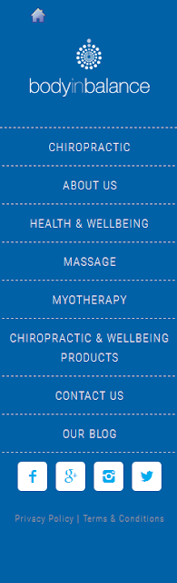reputable chiropractic & natural therapy centre