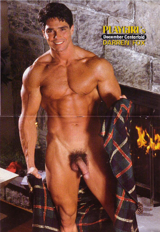 Men naked real playgirl
