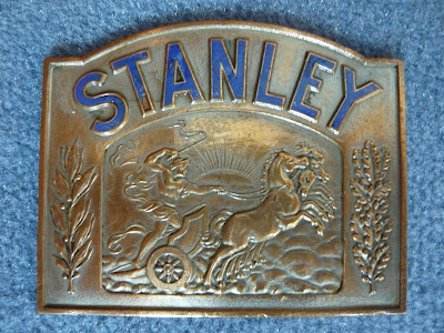 Stanley Radiator Emblem