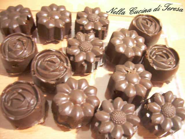 Nella cucina di teresa cioccolatini ripieni 2 - Nella cucina di teresa ...