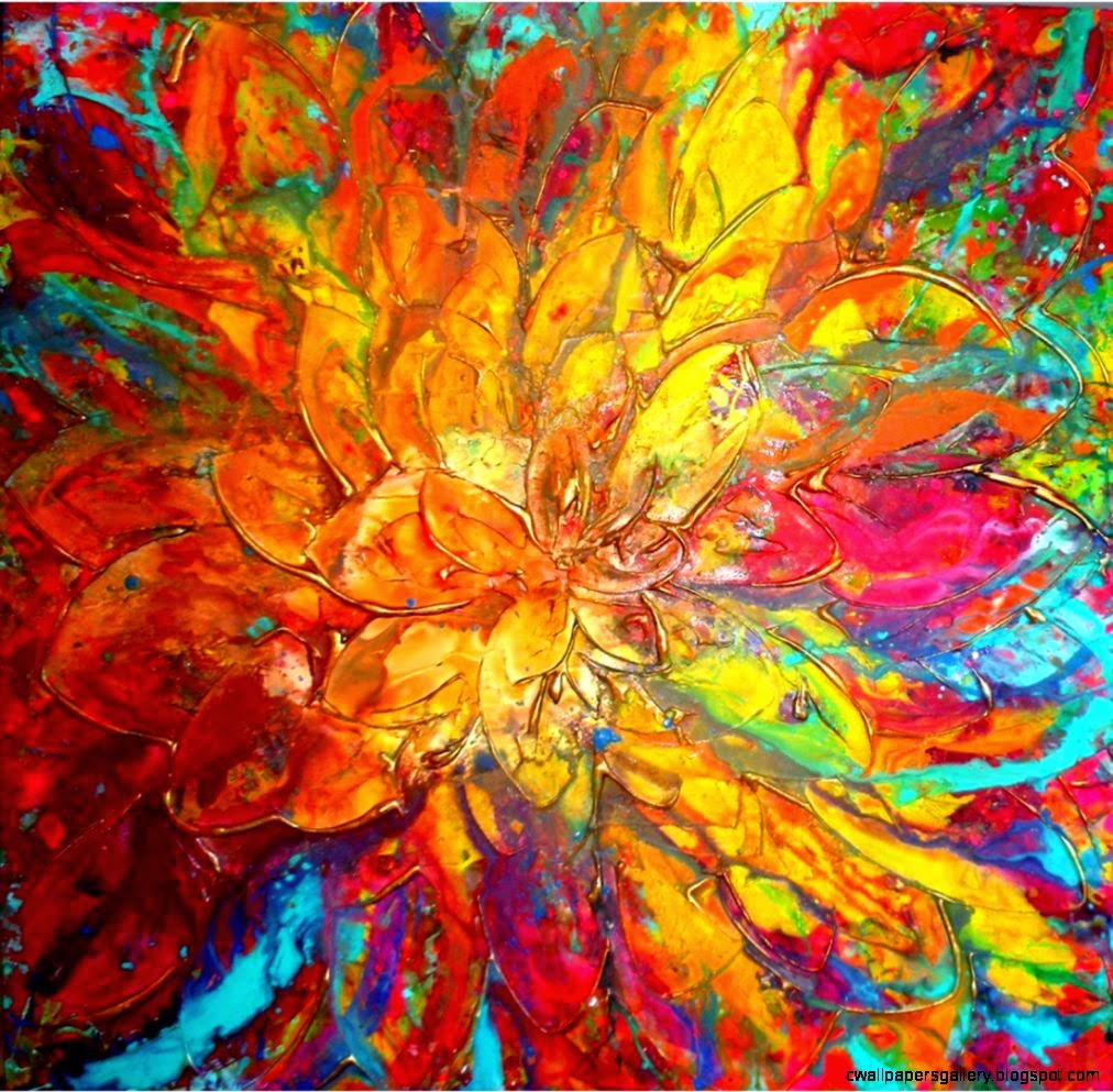 beautiful abstract art paintings wallpapers gallery