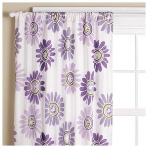 cortinas moradas purple curtains via wwwfotosdecortinasblogspotcom - Cortinas Moradas