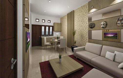 Contoh Interior Rumah Type 36