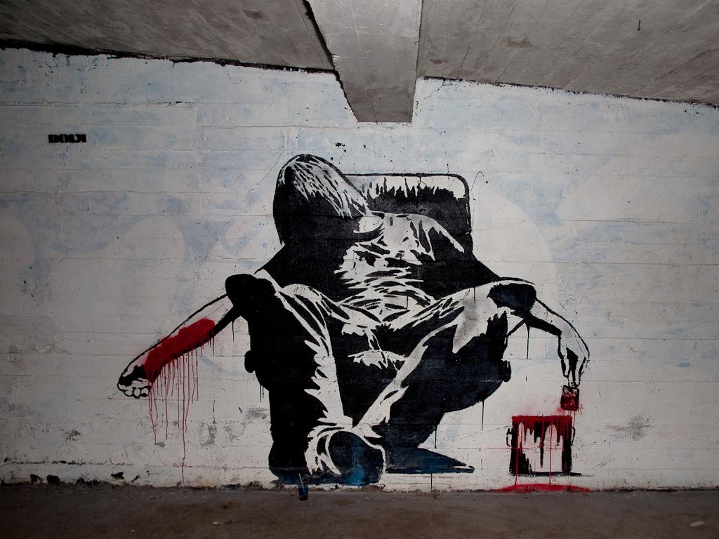 Street Art Graffiti 25 Interesting Images Streetart