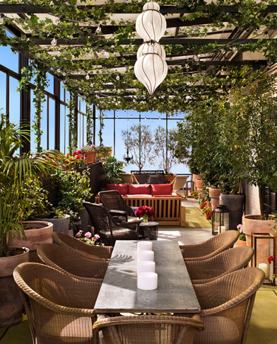 Loveisspeed gramercy park hotel in new york city for Terrace on the park restaurant