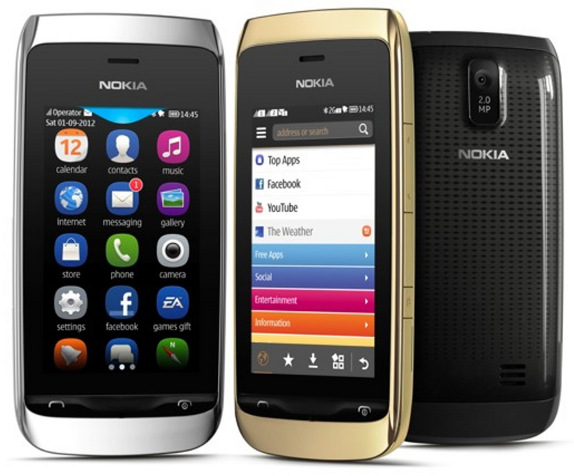 nokia asha 309 review