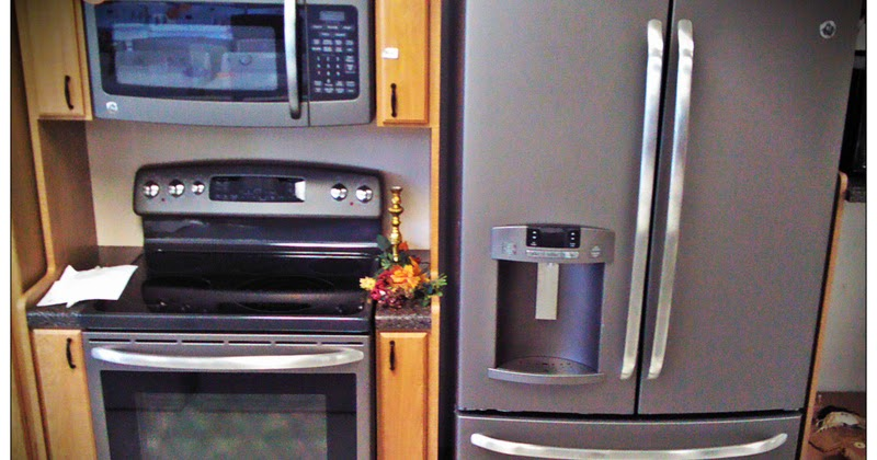 Klenk 39 S Appliance Blog Ge Appliance 39 S New Slate Color Is