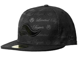 gorra cap adio negra  black limited edition
