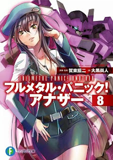 [Novel] フルメタル・パニック! アナザー (Fullmetal Panic! Another) 第01-08巻 zip rar Comic dl torrent raw manga raw
