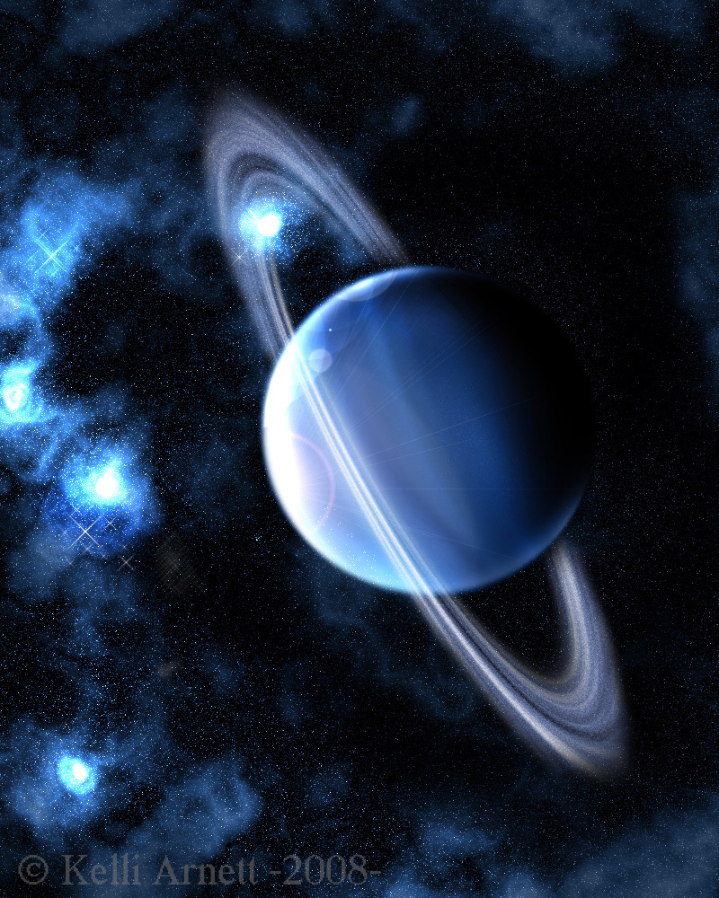 Real Uranus Planet wallpapers