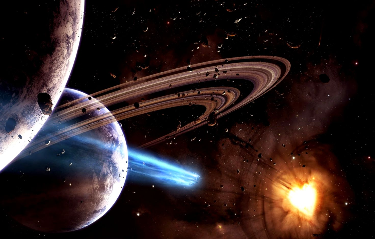 Space Wallpaper Download Wallpapers Collection