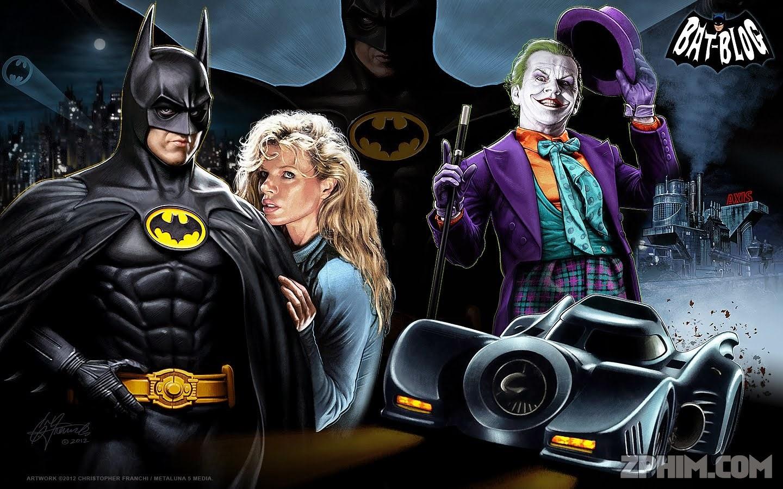 Ảnh trong phim Người Dơi - Batman 1