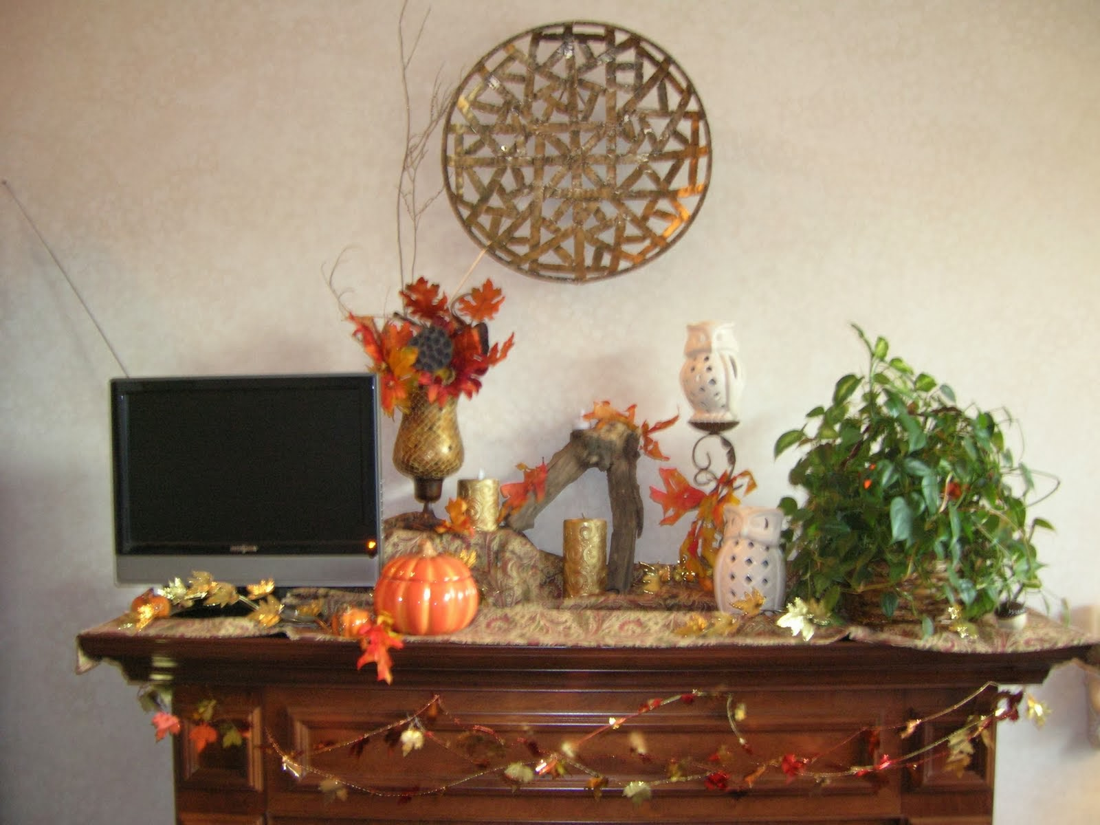 2013 Autumn Mantle/Mantel