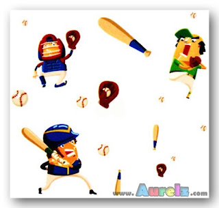fun baseball JM8327