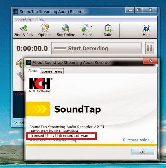 soundtap 3.0 registration code