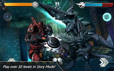 Pacific Rim [ Titanes del Pacifico ] apk + sd no root dinero ilimitado Pacific2