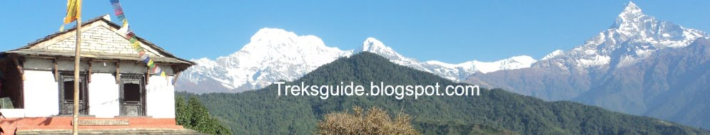 Trekking Guide in Nepal, Everest and Annapurna Trekking
