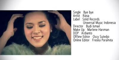 Lirik Lagu Raisa - Bye Bye