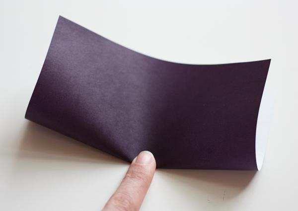 Membuat hiasan dinding dari kertas lipat 1