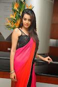 Deeksha panth sizzling saree stills-thumbnail-19