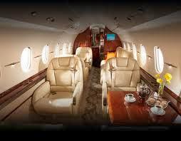 Inside Ghana's presidential plane