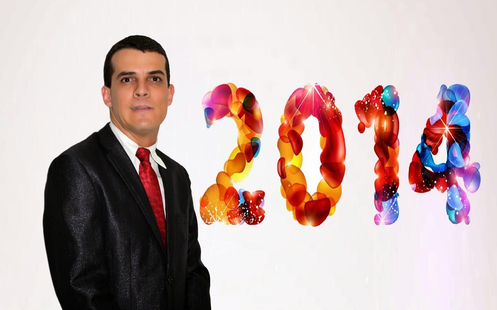 Confira a minha agenda 2014