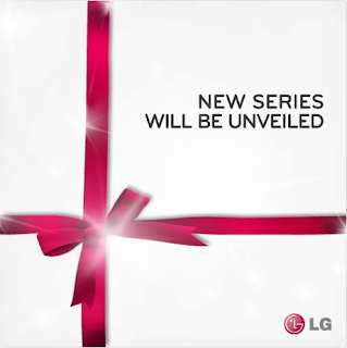 New Series will be Unveiled Soon - Teaser from LG Mobile