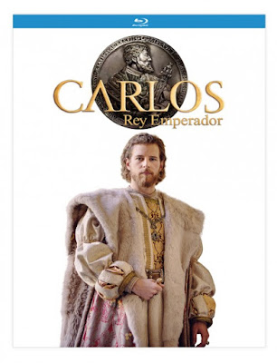 A la venta 'Carlos, Rey Emperador' en DVD, Blu-ray y Edición Especial