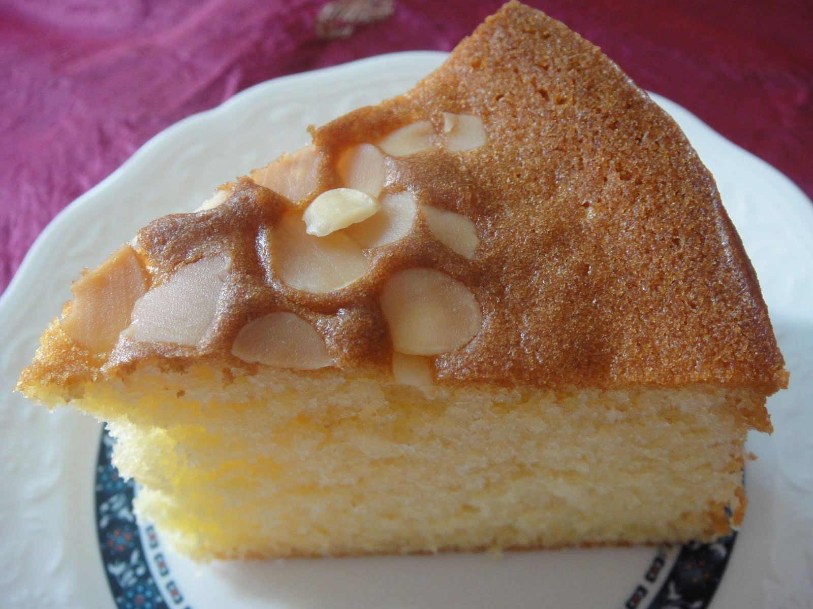 Simple Butter Cake Images : Simple Indulgence: All Downy Yellow Butter Cake