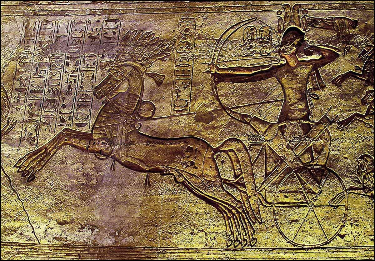 achievements and weaknesses of the new kingdom of egypt Ancient egypt old middle and new kingdom ancient egypt: old, middle, and new kingdom  of achievement of this field the pyramids were of better architecture, more .