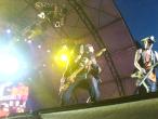 Scorpions, 9 iunie 2011, Big City Nights, Pawel Maciwoda, Rudolf Schenker si Matthias Jabs