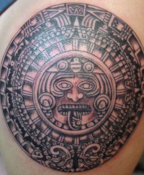 men tattoos 20 stunning mayan tribal tattoo. Black Bedroom Furniture Sets. Home Design Ideas