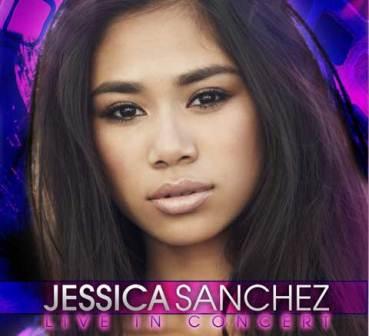 Jessica Sanchez Valentine Concert
